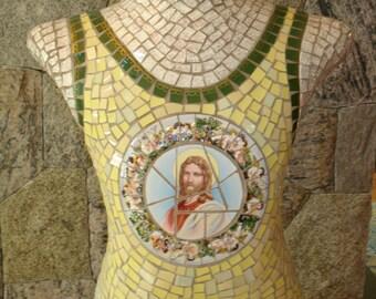Religious Spinning Jesus