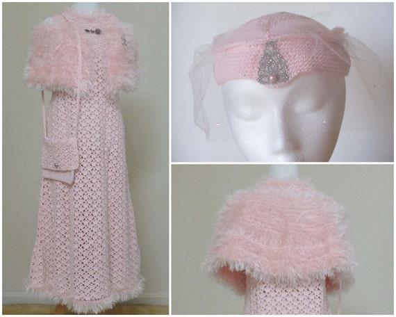 Wedding Dress Pink Blush, Bridal Dress