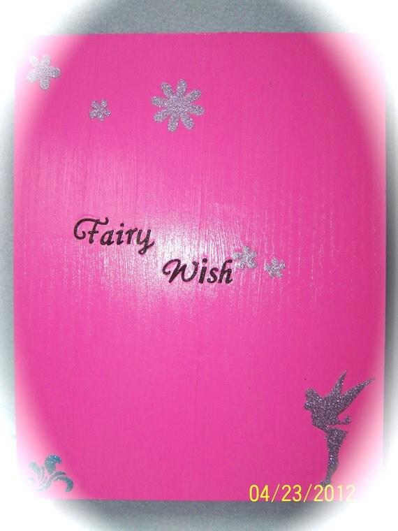 Fairy Wish Memory Box