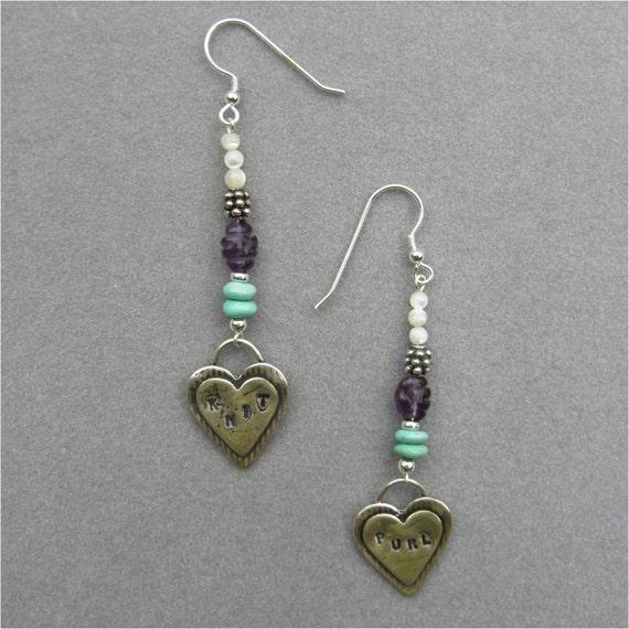 K1P1 Earrings