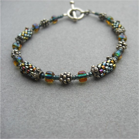 Beads Within Beads Bracelet