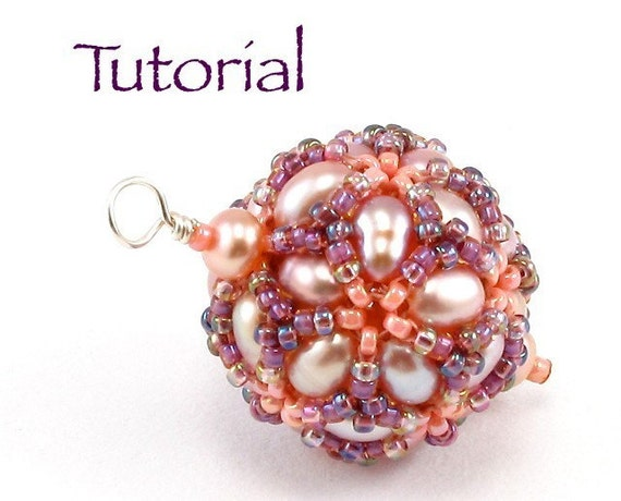 tutorial disco beaded bead advanced