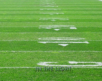 Notre Dame Goal Line - Fine Art Photography