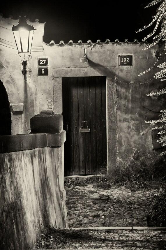 Streets of  Prague  #7 - Silver Art Print - Czech Republic - Fine Art Photography -  Wall Art