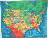 United States Quilted Panel