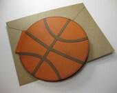 Thank You Coach Basketball Gift Card Holder QueenBeeInspirations