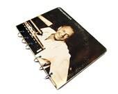 FRANK SINATRA record album repurposed notebook free shipping (US)