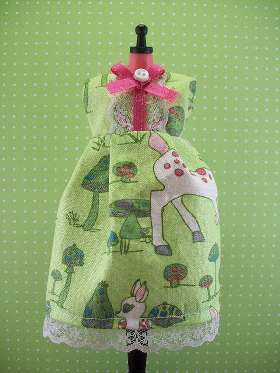Fawn in Wonderland Dress