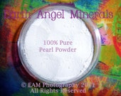 Pure PEARL Powder - Primer, Nourishing Powder - LUXURY in a Jar - Vegan Friendly - Gluten Free