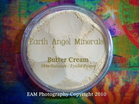 Original BUTTER CREAM Skin Balancer - Primer(TM) - Multi Task - Cover Redness - See why this is No.1 Selling item 2008 - 2011 - Gluten Free