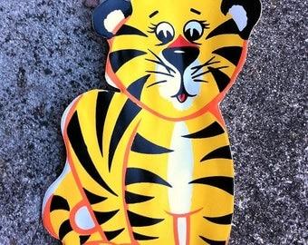 1960s Ringling Bros Barnum n Bailey Souvenir Purse TIGER