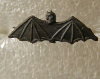 1966 Batman Ring SMALL FLAT WING Ring number 2