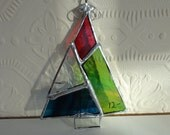 RESERVED FOR SILLYSHELLYJewel Tone Abstract Tree
