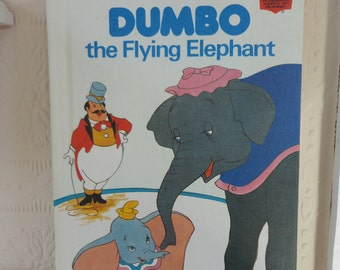 Dumbo the Flying Elephant Children's book