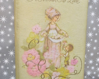 Sale*** Hallmark Satin Gift Book 'A Mother is Love'