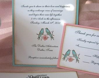 love birds wedding cake topper love birds cake bunting love, Wedding invitations