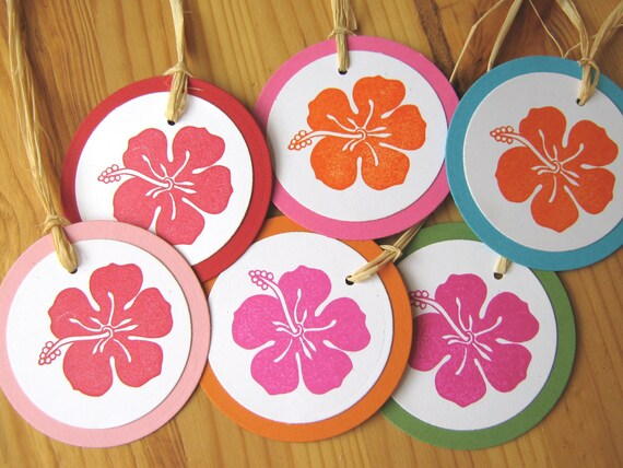 Hawaiian Wedding Gift Ideas: Tropical Hibiscus Hawaii Island Wedding Gift By