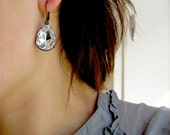 Diamonds are a Girl's Best Friend Earrings (TWO LEFT IN STOCK)