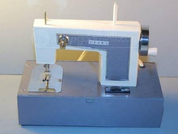 Vintage German made Sears Kenmore Mini Sewing Machine
