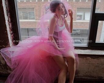 Pink Tutu Magic Skirt