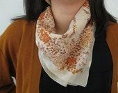 A Farmer's daughter scarf