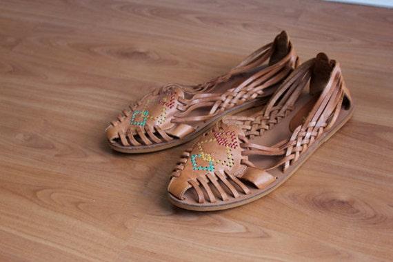 Warm Summer Days Sandals