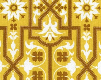 Deer Valley Architectural in Goldenrod by Joel Dewberry for Free Spirit - 1 Yard