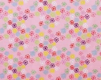 Indochine Kaori Confetti in Pastel by Alexander Henry - 1 Yard