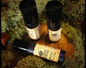 ENCHANTED FOREST PERFUME - UNISEX Very Unique Fresh Woodsy Resin Incense and Mysteriously Enchanting Fragrance