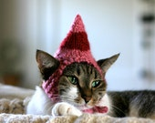 Jovie the Elf Cat Hat Christmas Pet Costume
