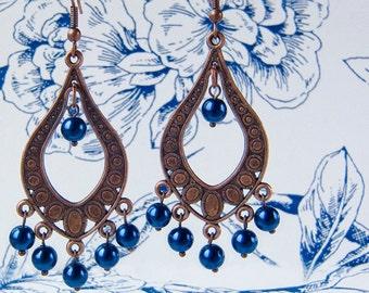 Bajadere earrings