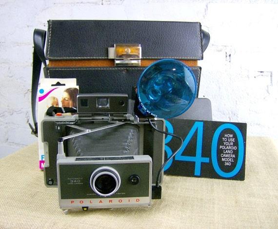Land Camera Automatic 340
