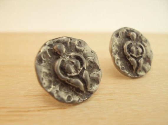 Vintage | Fertility | Venus of Willendorf | Post Earrings | Stud Earrings | Rebirth | Goddess |Crone | Hag