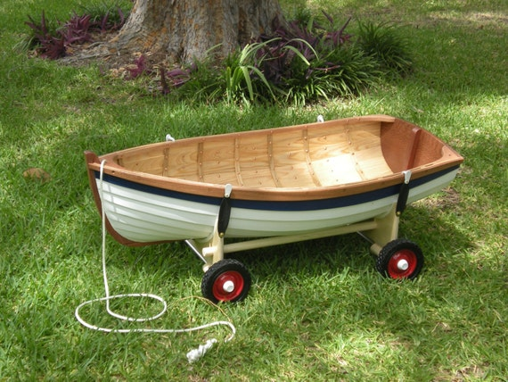 Wagon Conversion for Baby Tender