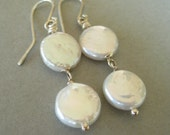 Pearl pure elegance earrings