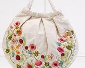 Caroline's Bag in White