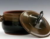 Mini Black/Brown Casserole
