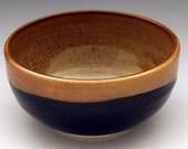 Black/Brown Cereal Bowl