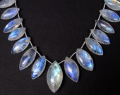Customize Your Own Rainbow Moonstone Jewelry--Luxe Collection by CircesHouse, on Etsy