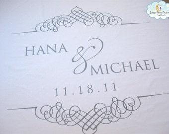 Aisle Runner, Wedding Aisle Runner - 25 Feet Long - Quality Fabric that Won't Rip or Tear