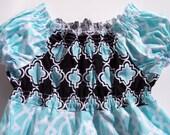 SALE Paradise  Peasant Dress size 12 months