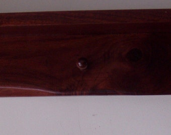 Solid Black Walnut Shelf