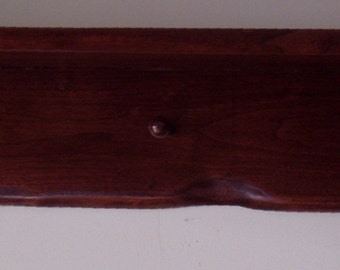 Black Walnut Shelf