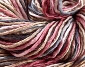 Merino Wool Silk Yarn - Dusk