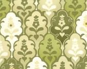 Moda Hunky Dory Mosaic in Groovy Green - 1 Yard