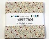 Hometown Charm Pack by Sweetwater - Moda Fabrics