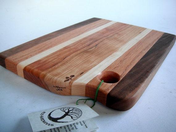eco hard woods cutting board cheese board