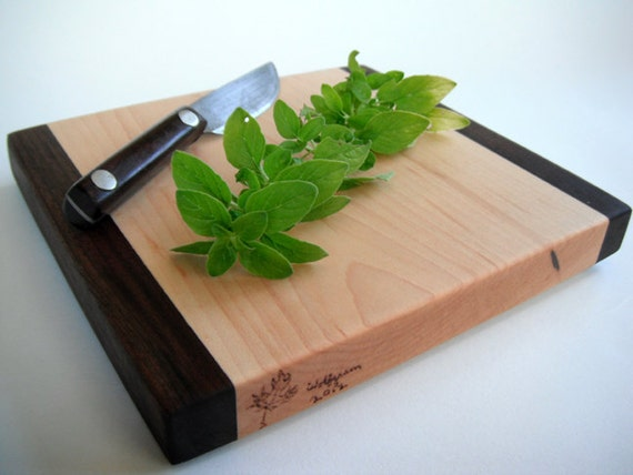 reclaimed hardwoods small herd cutting board