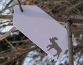 Medium Moose Tags (6)