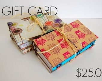 Coupon Organizer Accordion File 25 Dollar  Gift Card